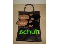 Black girls shoe size 5 by 'Schuh'