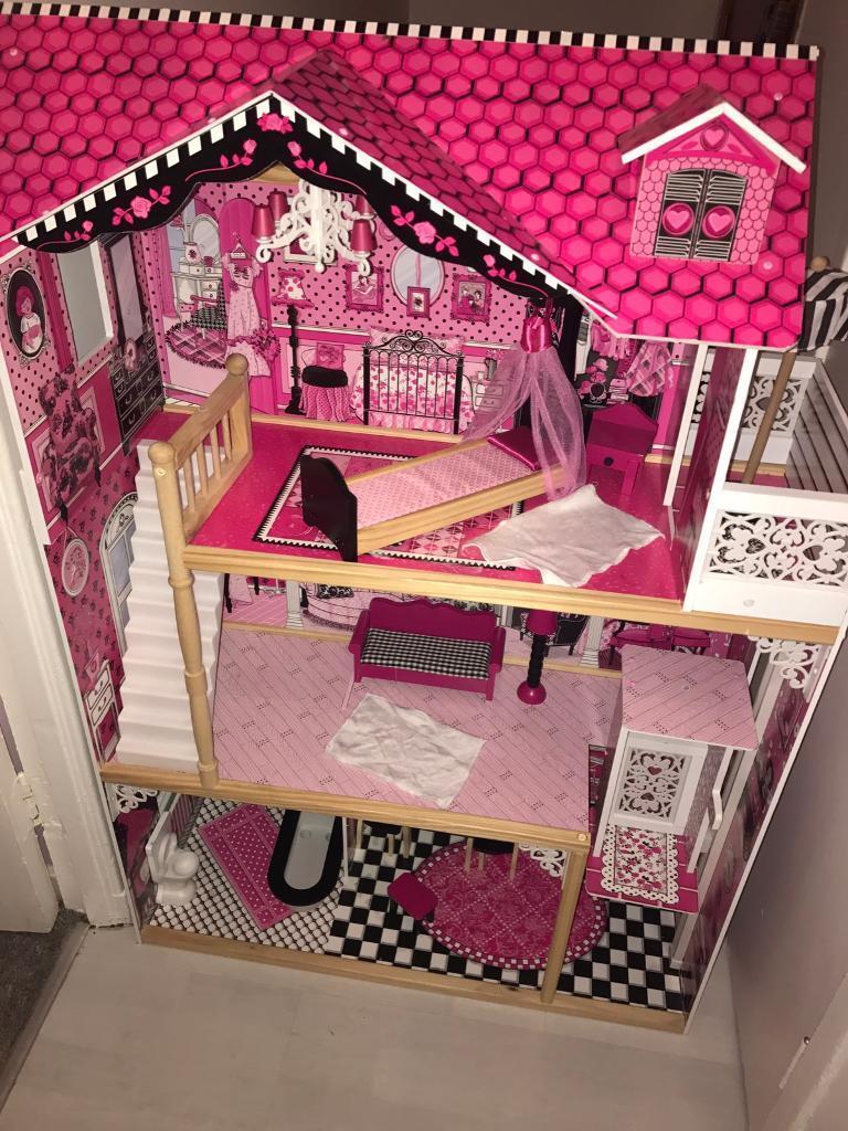 Kidkraft Amelia Doll House With Elevator In Castlemilk Glasgow