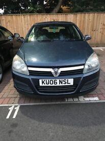 Vauxhall astra 1.6 twin sport petrol