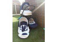 travel system by Baby Merc