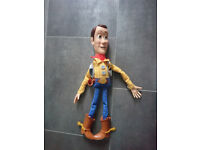 Woody Pull-String Talking Doll from Toy Story