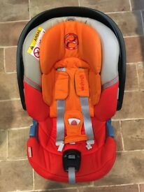 Cybex Aton 4 Baby Car Seat - Excellent Condition