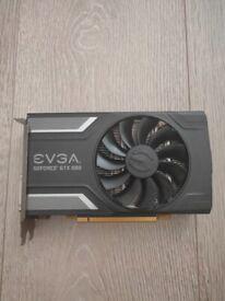 EVGA NVIDIA GeForce GTX 1060 6GB GDDR5 Graphics Card
