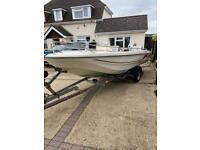 Dell Quay Dory Eurosport 15 - 15ft Speedboat