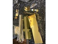 2x Rutland soft door closers , handles and locks