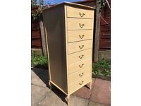 Large Chest Of Draws - Tall Boy Draws - Tall Chest Of Draws - Good Condition