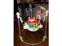 Fisher Price Jumperoo in excellent condtion