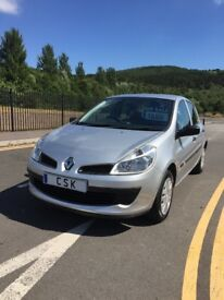 Renault Clio 1.5DCI Diesel,£30 A Year Road Tax,Full Service History.