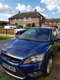 Ford Focus 1.8 TDI 2008 Unreported Front Damage NEED GONE NOW!!