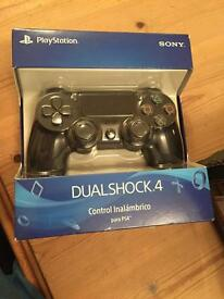 PS4 DualShock 4 Controller Black