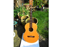 gibson prototype acoustic guitar,very very rare