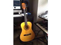 Acoustic Guitar HERALD