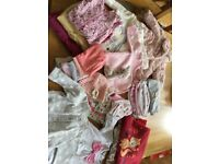 Baby girl bundle upto 3months