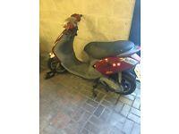 Piaggio zip 50cc with 70cc airsal race kit
