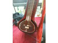Good Quality Indian Sitar in Quality Leather Case