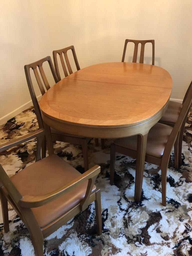 Dining table and 6 chairs | in Plymouth, Devon | Gumtree