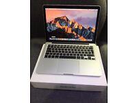 Apple MacBook Pro 13 Retina - 2015 model. 2.7Ghz, 8GB ram, 128GB SSD, Sierra, Office