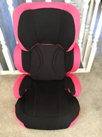 Child car seat, Halfords group 2-3 High-back Booster Seat
