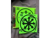 Signed limited edition Attila Chaos album - preordered