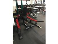 Impulse Sterling Plate Loaded Seated Tricep Dip Machine