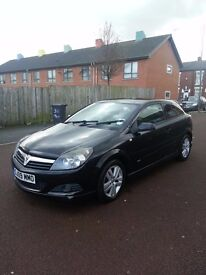 2009 Vauxhall Astra 1.9 CDTi SXi Sport Hatchback 3dr with full service history