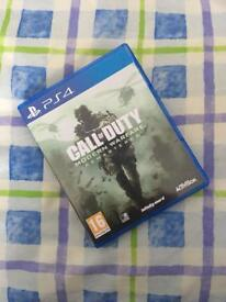 Call of duty Modern Warfare Remastered PS4 !!!!!!!!!!!!!!!!