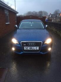 Audi A4 B8 SE 2.0L TDI BLUE 2008 FACELIFT MODEL