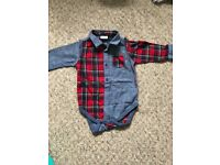 Next baby boys outfit