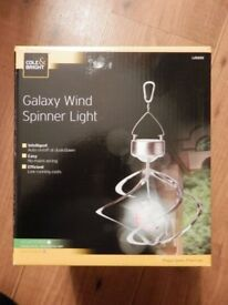 Galaxy Wind Spinner Light by Cole & Bright