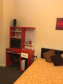 Double Room in a 2 bed flat available now