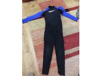 5mm/4mm wetsuit