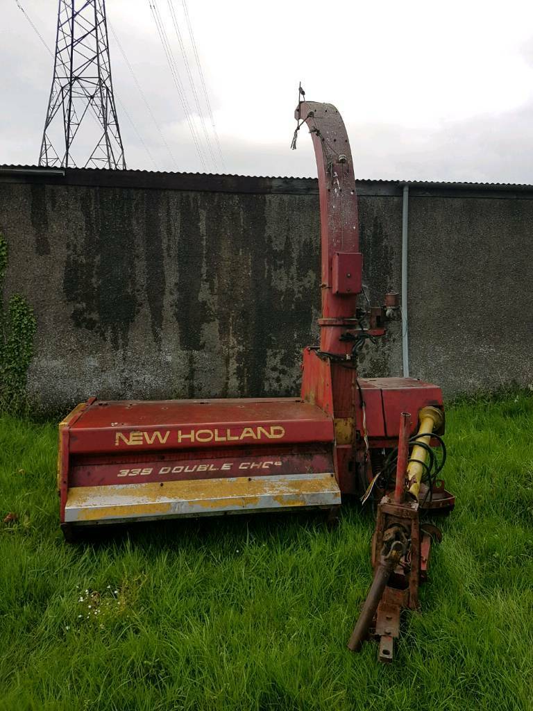 339 New Holland Double Chop In Moneymore County
