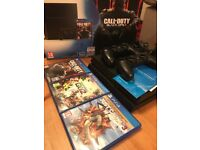 PlayStation 4 1TB Black Ops 3 edition with 3 games boxed as new