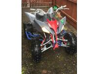 Yamaha raptor 250 special addition