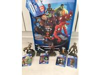 Disney infinity guardians of the galaxy figures