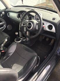 Mini Cooper 1.6 2002 petrol