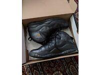 RARE Nike Jordan Brand 10 X 'New York NYC' Size UK11