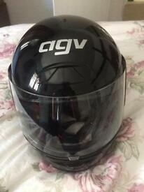 AVG crash helmet size M 58cm
