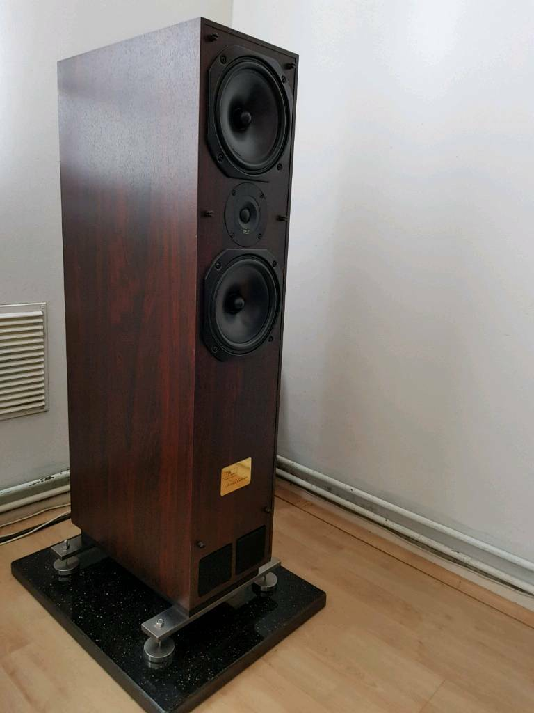 Tdl electronics speakers rtl3
