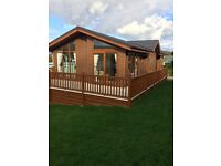 Static Caravan For Sale 12 Month Park **LODGE + WRAP AROUND DECKING**