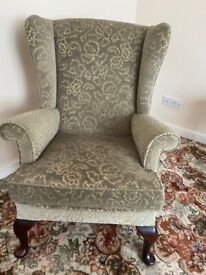Parker knoll chairs x 2