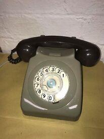 Dial Phone - vintage style phone