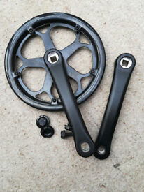 Prowheel Crankset for Fixie and Single Speed Bicycles: 46Teeth New(other)