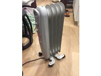 Argos oil based radiator/heater