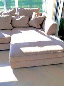Sofa & swivel
