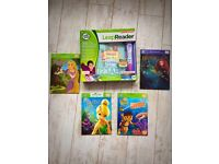 Brand new Leap Reader with FREE books bundle educational great Christmas present