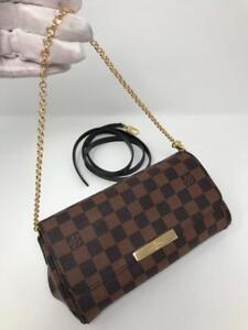 085d3ef107e8 Louis Vuitton Favorite Damier Ebene MM PM All Prints ( More Styles  Available)