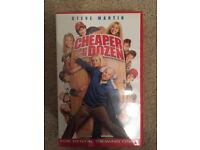 Cheaper by the Dozen Big Box Ex Rental VHS Video