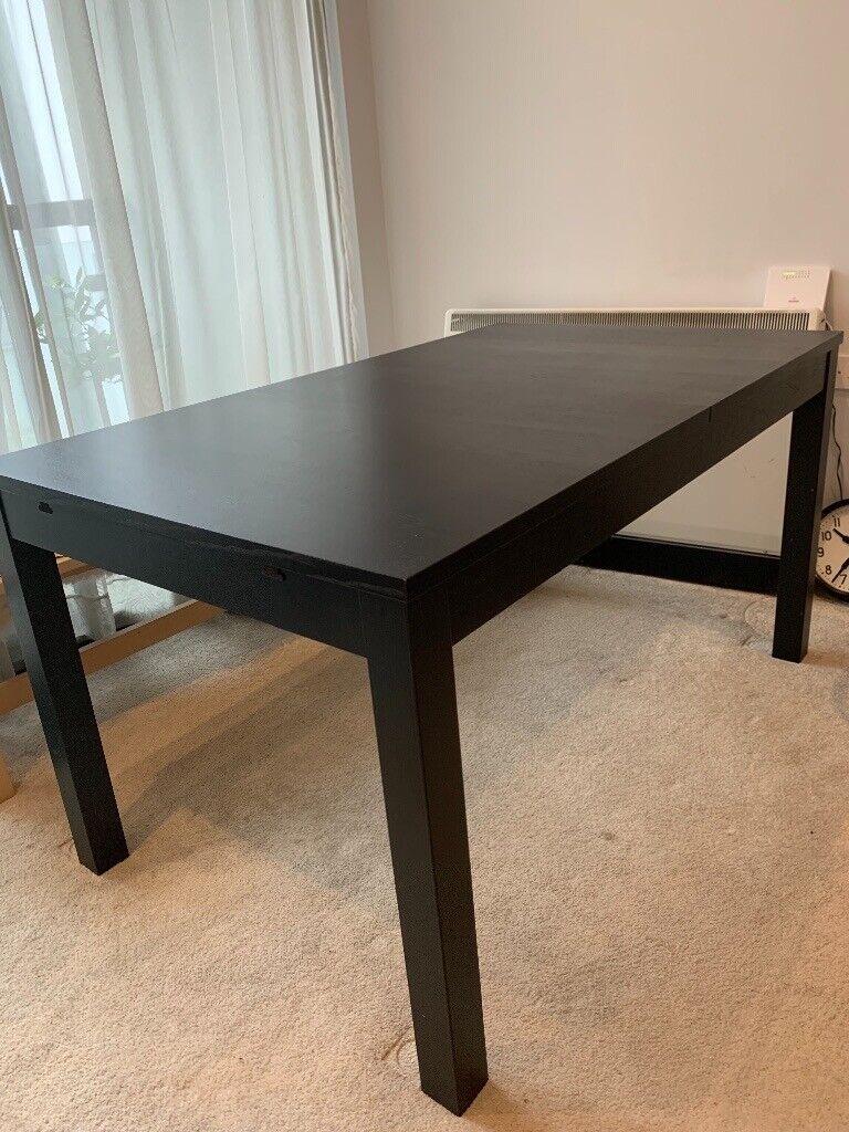 Ikea Bjursta Extendable Dining Table In Westminster London Gumtree