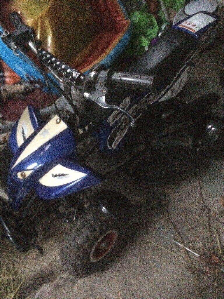 Mini kids quad 50cc